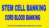 stem cell banking- cord blood banking
