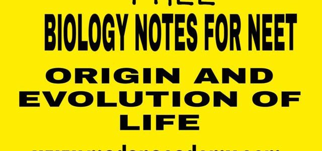 BIOLOGY-NOTES-FOR-NEET